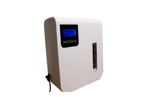 Scent machine for art gallerys and museums aprox 25 sqm