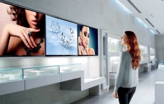 "Ecran media player Smart Signage 49"" - PH49F-P"